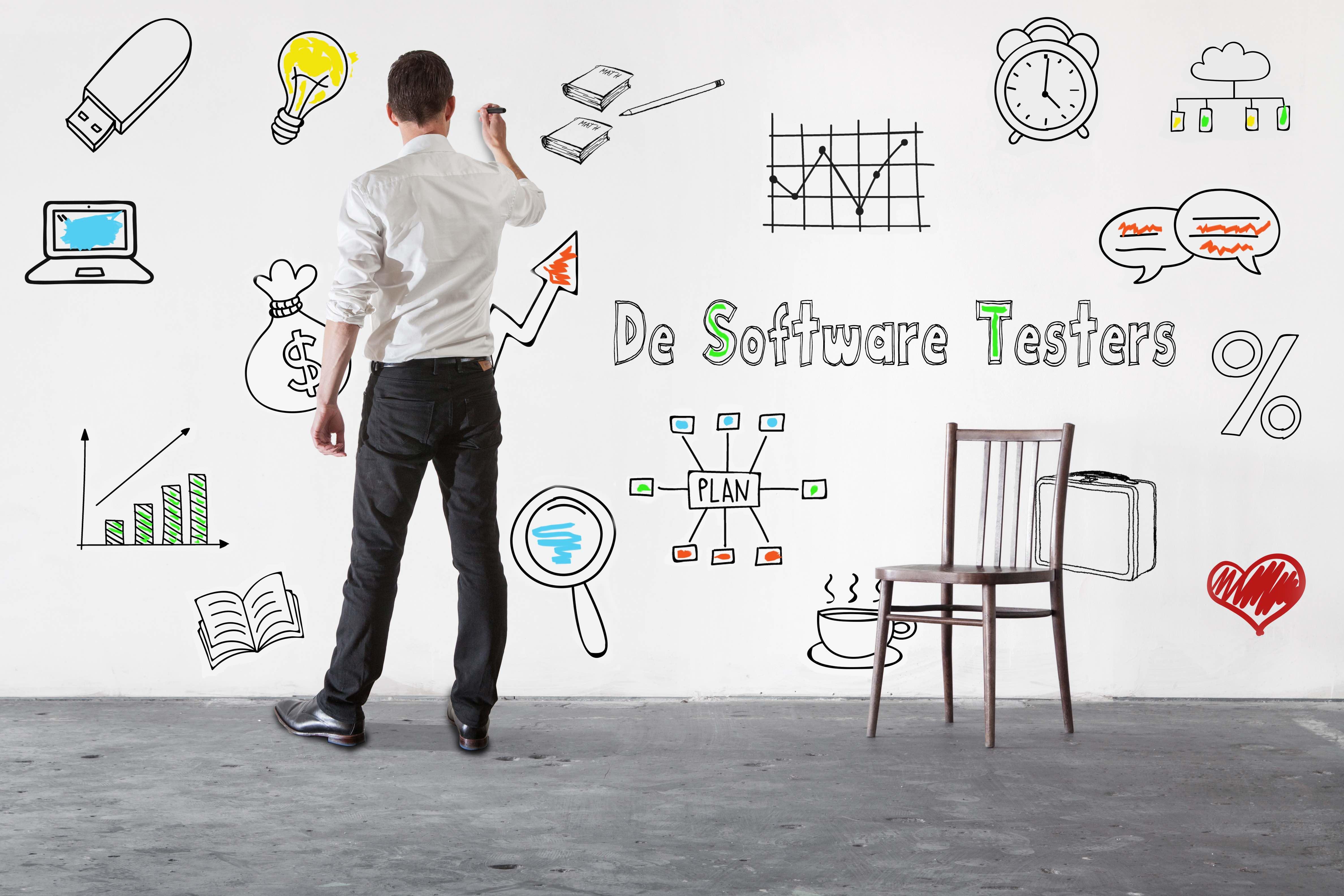De Software Testers